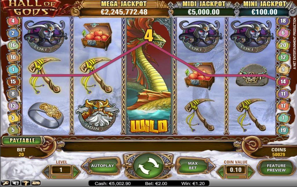 Benieuwd naar de Hall of Gods gokkast van NetEnt? Lees hier alles over deze razend populaire Jackpot-slot en ontdek waar je hem het beste kunt spelen!