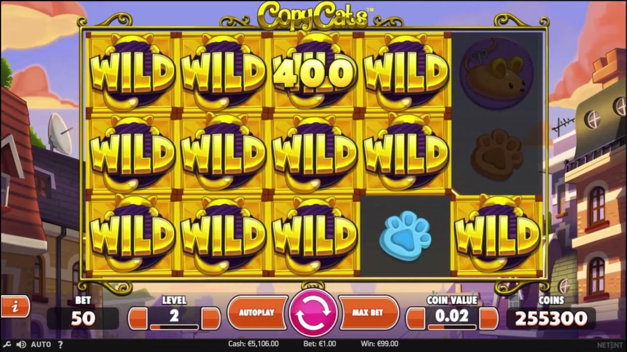 Benieuwd naar de Copy Cats gokkast van NetEnt? Lees hier alles over deze gloednieuwe fruitautomaat en ontdek waar je hem het beste kunt spelen!